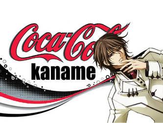 Coca Cola Kaname by VelVetVorteX