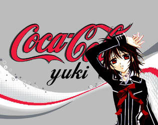 Coca Cola Yuki by VelVetVorteX