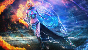 Glyph of Storms by MagicnaAnavi