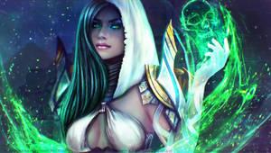 GW2 Reaper - Augury of Death by MagicnaAnavi