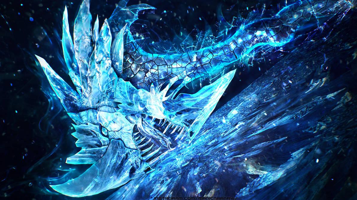 GW2 FrostFang - 4k by MagicnaAnavi