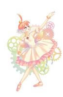 Princess Tutu by Kaseshi