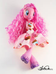 Teen Pinkie Pie Doll by thatg33kgirl