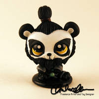 Chen Stormstout WoW custom LPS by thatg33kgirl