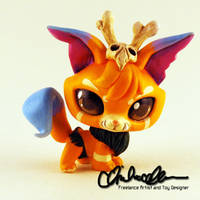 Gnar from League of Legends custom LPS by thatg33kgirl