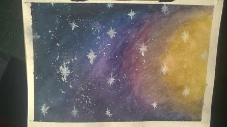 Mystery Galaxy by Zacx15