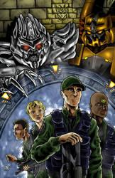Stargate Defiance by Aricosaur