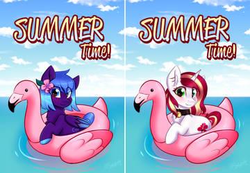 Summer 2 by sonigiraldo