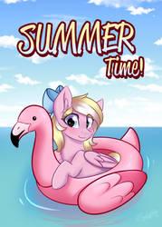 Bay Breeze Summer by sonigiraldo