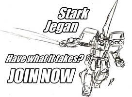 UC - Stark Jegan by Arcemise