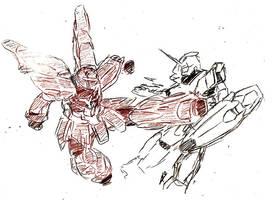UC - Char Kick by Arcemise