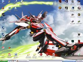 Eureka 7 desktop by Arcemise