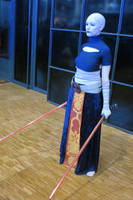 Ventress cosplay by CerseiDM