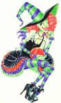 --Scary Godmother-- by Neko-Fayth