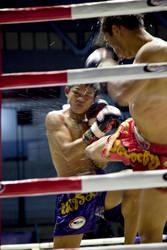 Muay Thai by 30-noir