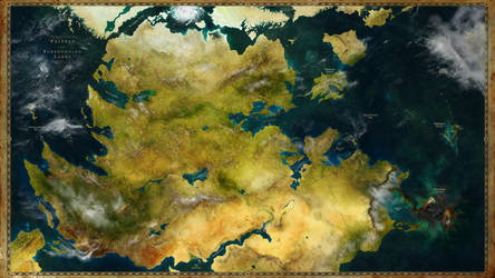 Legacy of the League - A League of Legends Map by ThreeGivenNames
