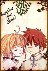 Happy 2009 by Ptit-Neko