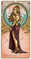 Aphrodite - Goddess of Love by MelZayas