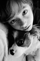 My Dog And I by Teeslpscreations