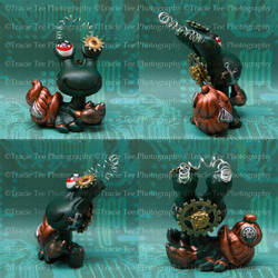 Crab Robot Custom Littlest Pet Shop by Teeslpscreations