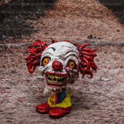 Pennywise The Clown by Teeslpscreations