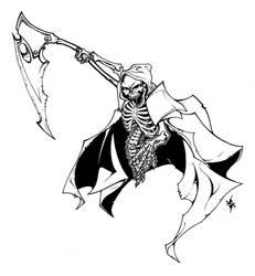 Reaper by silverbane