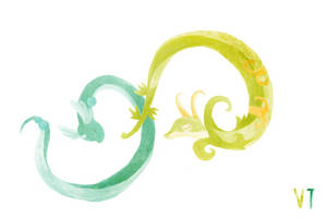 Bruddah Dragons by flounderbuddie