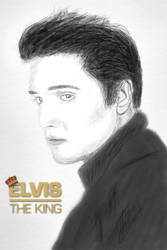 :: Elvis Presley :: by gile78