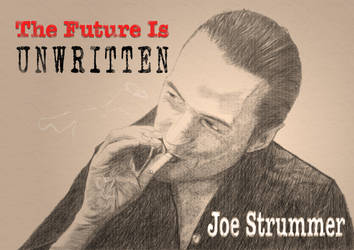 :: Joe Strummer :: by gile78