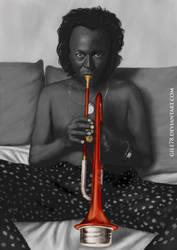 :: Miles Davis :: by gile78