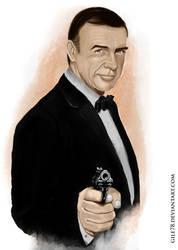 :: James Bond 007 :: by gile78