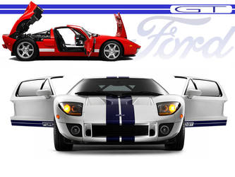 Ford GT-2 by Osaze