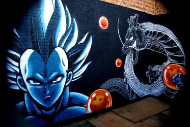 dragonball Z by TesdA