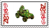 Gorillaz Stamp by Spade6179