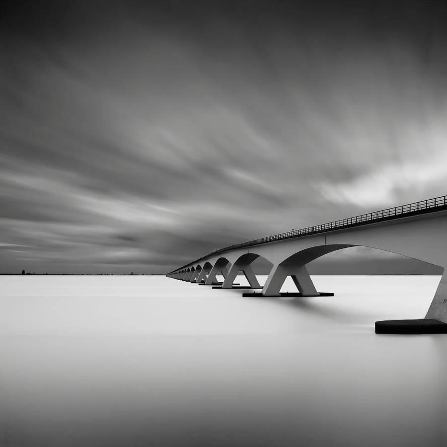 Bridge Study IV by Jtjintjelaar