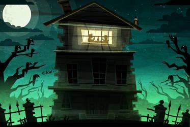 HotelOntheHill by BullishBear