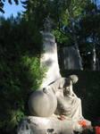 Grave of Emil Holub and Rosa Holub by DelphineHaniel