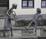 Happy children by DelphineHaniel