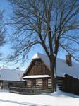 Winter time by DelphineHaniel