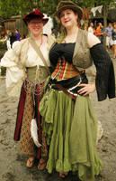 Renaissance Ladies Outfits by felixxkatt