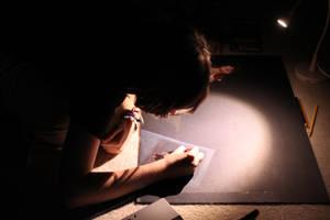 The Artist by Sharlotta22