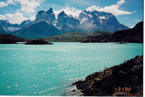 torres del paine by abominationXproject