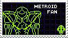 Metroid Stamp by phazonwarrior