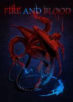 House Targaryen by Alaiaorax