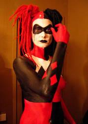 Harley Quinn by slenderthunder