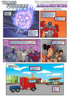 Transformers Prime: Awareness - Page 1 by Heisenking