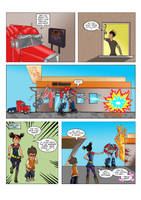 Transformers Prime: Awareness - Page 2 by Heisenking