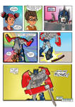 Transformers Prime: Awareness - Page 3 by Heisenking
