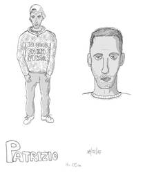 Patrizio - Suburban Life by Heisenking