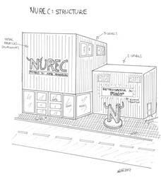 NUREC - Modern Art Museum by Heisenking